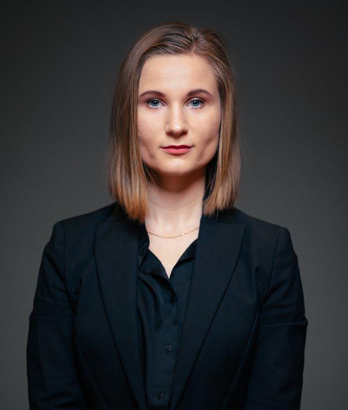 Erika Söderberg Jurist